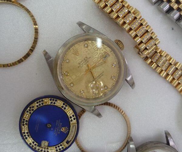 玖泰台中收購手錶 故障手錶也會收購 收購故障手錶 西屯陳先生實例