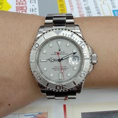 收購運動錶