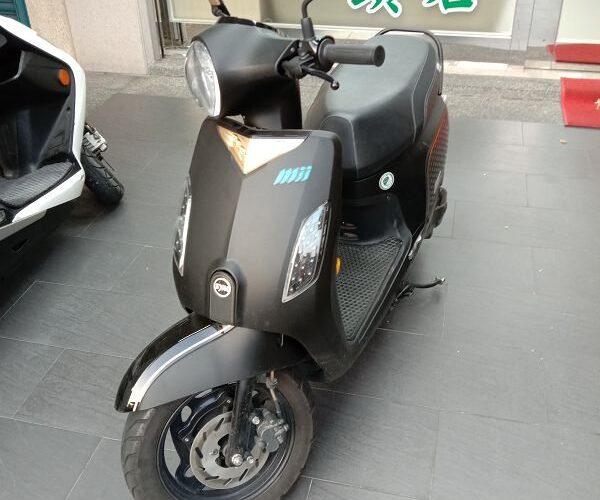 台中流當機車拍賣 2018年 三陽 NEW MII 110 喜歡價可議 ZG128
